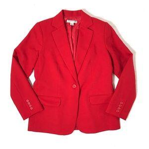 Pendleton Red Blazer